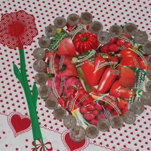 С томатной любовью!
