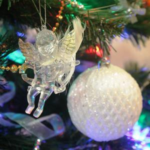 Ангел новогодний