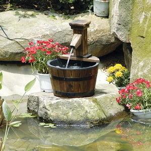 Декоративный фонтан на 1 чашу