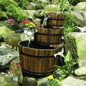 Декоративный фонтан на 2 чаши