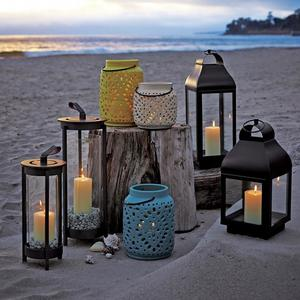 Подсвечники и фонарики