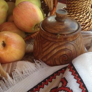 С яблочным спасом всех поздравляю!