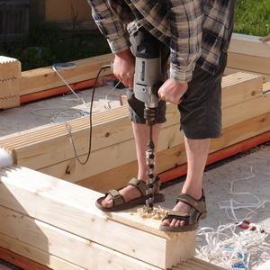 Строю домик сам