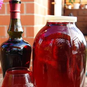 Малиновое вино. Дегустация