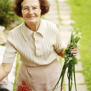 Любимая бабушка!