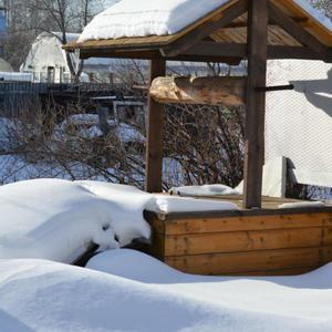 Зима. Есть своя прелесть и в этом времени года