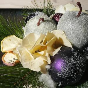 Яблочки новогодние