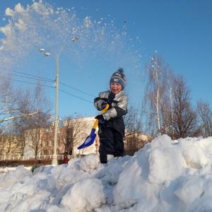 Снег-воздух-плиии!