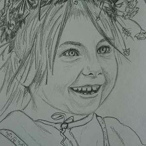 Девочка-счастье