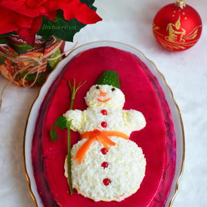 Обязательное блюдо праздничного стола - СПШ.)