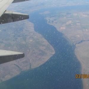 Под крылом - Волга!