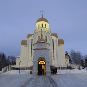 Приходите, двери в Храме всегда открыты