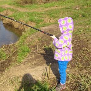 Самый главный наш рыбак