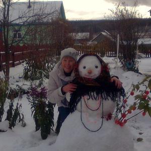 Снежная баба 10 октября 2015 г