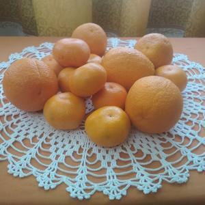 Оранжевые витамины