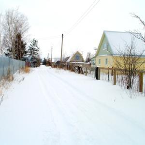 Снежная дорога на зимнюю дачу...