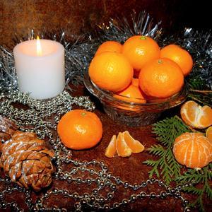 Ароматное и сочное напоминание о празднике...