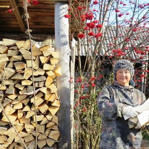 Любишь баньку? Изволь заготовить дрова!