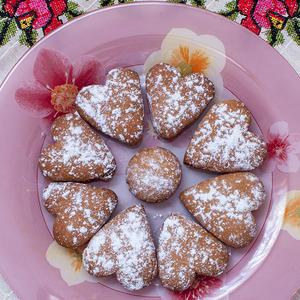 Сердечный десерт