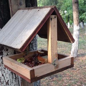 Для птичек и белочек