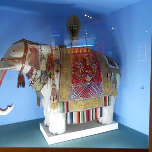 Музей религии. Слон. Бурятия 19 век