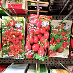 Посмотрела на томаты, что растят на Семидачье... мимо не смогла пройти...
