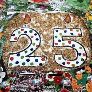 Гори, гори ясно... Много дней и много лет.. С Днем рождения, СеДеК!!!!!