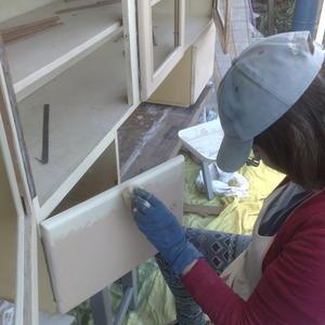Реставрационные работы на даче