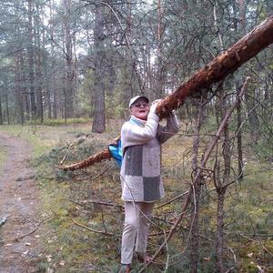 """""""Эй, ухнем!"""" На весеннем субботнике по заготовке дров (всё сама - всё сама)"""