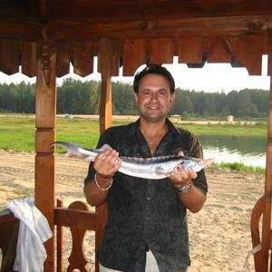 Вот такой результат рыбалки: сами растим, сами ловим и всех угощаем