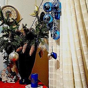 Шишки и шары - атрибуты Нового года