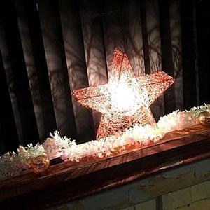 Свет новогодней звезды