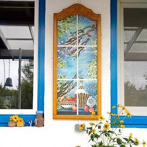 Волшебное окно в любимые сезоны
