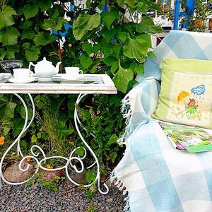 В белом цвете для любимого сада