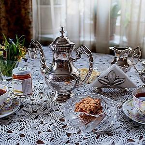 Чай - повод для душевной беседы