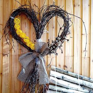 Весенняя валентинка - с любовью к даче