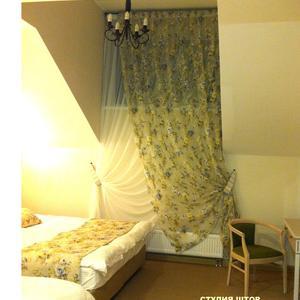 Оформление номера отеля в стиле Прованс