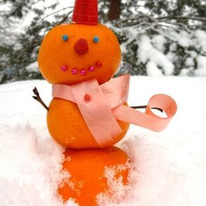 Я -  турецкий Снеговик!