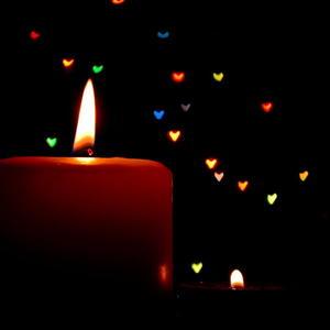Огонь любящих сердец