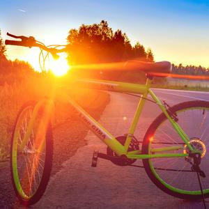 Велосипед подарит многое: Красоту, здоровье, настроение... Попробуй и может в итоге понравится на удивление