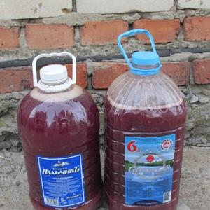 Кровь виноградной лозы