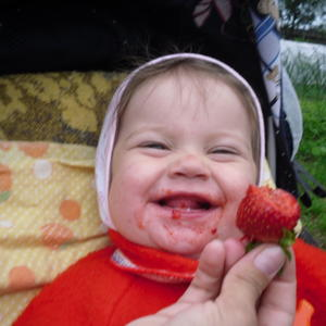 Понравилась ягодка!