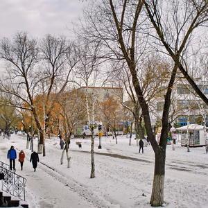 Ещё не зима, но уже и не осень...