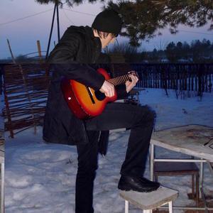 А зимним вечером гитара по-особому звучит!