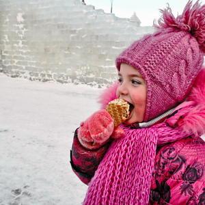 Зимняя крас(н)ота! ))))