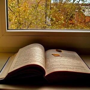 Читаем с осенью роман