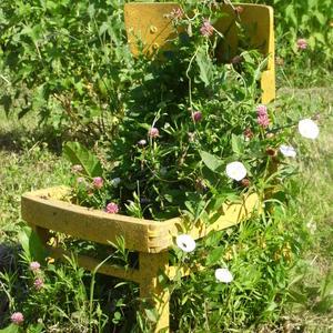 Садовая инсталляция