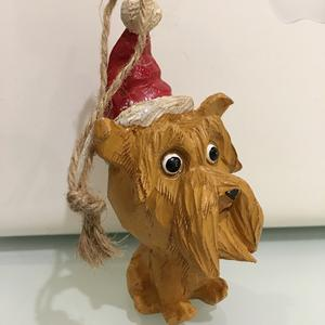 Елочная игрушка-символ года