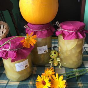 Кабанасы - кабачки как ананасы
