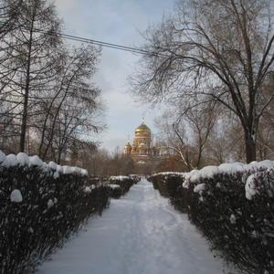 Благословение зимы!